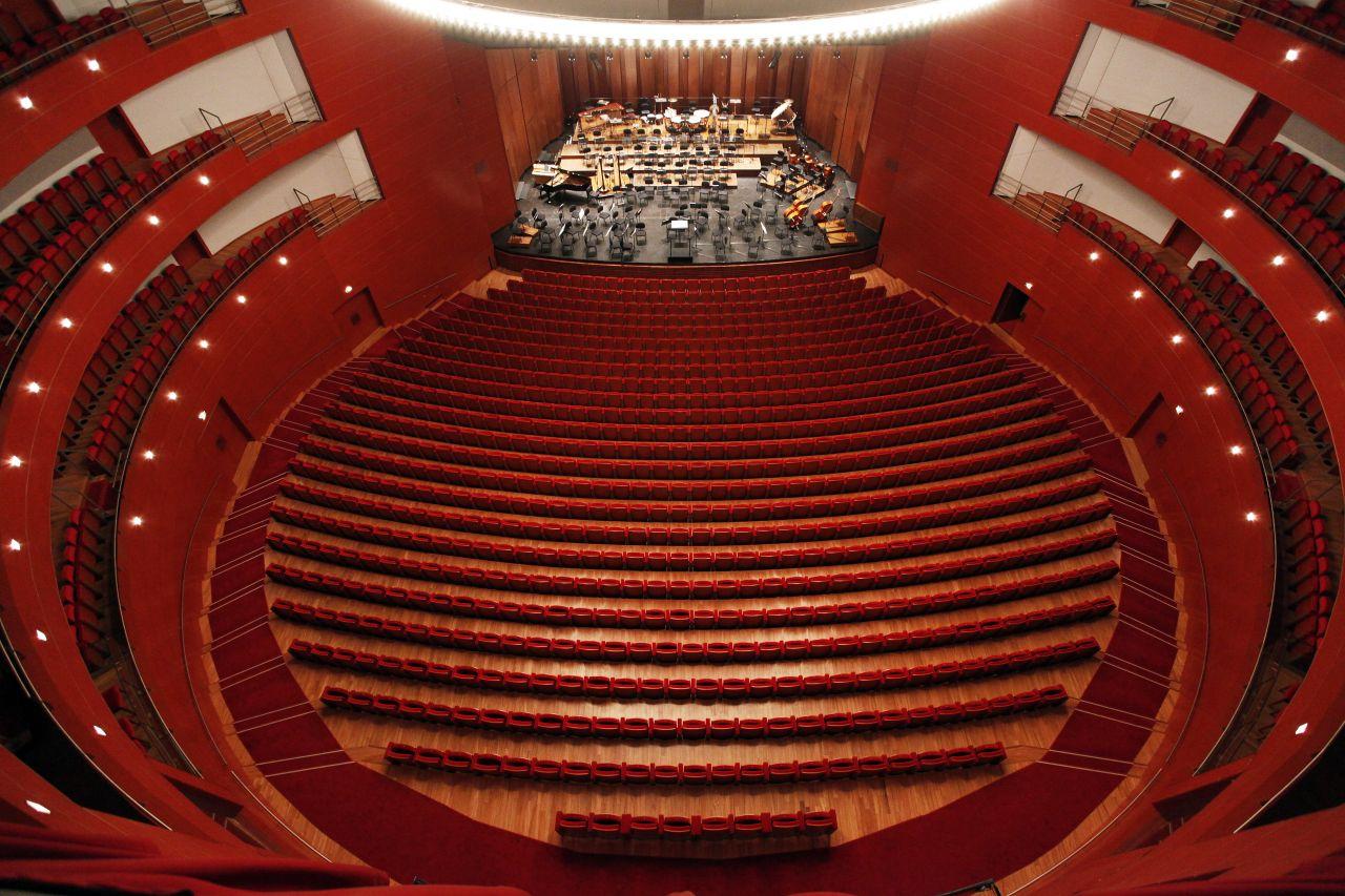 AIX-EN-PROVENCE, Grand Théâtre de Provence