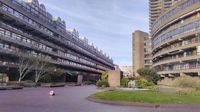 LONDON, Barbican Centre