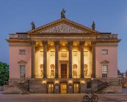 BERLIN, Staatsoper Unten des Linden