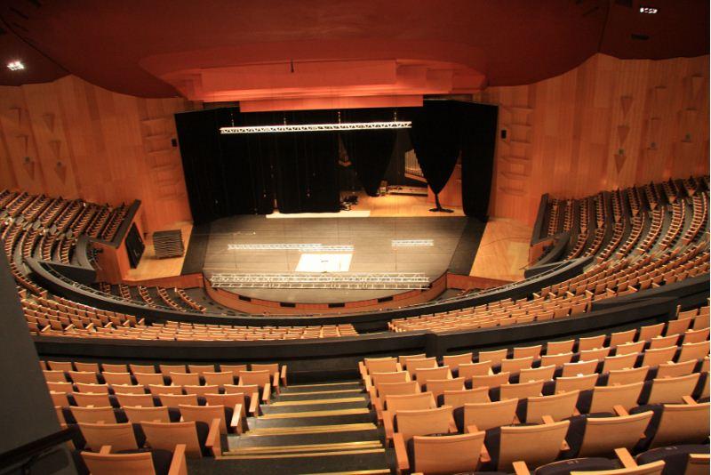 LYON, auditorium