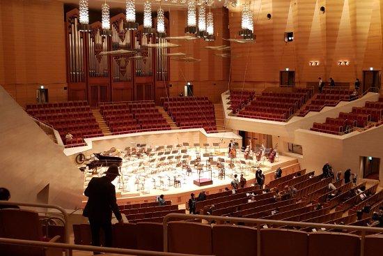TOKYO, Suntory Hall